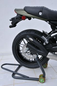 Hurric Pro2 Twin Exhaust Black Edition