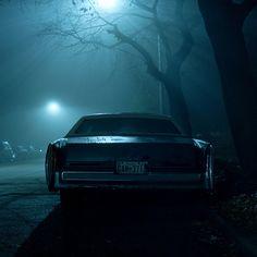by patrickjoust (Neo Noir) Cinematic Photography, Night Photography, Street Photography, Night Aesthetic, Blue Aesthetic, Dark Fantasy, Nocturne, Jm Barrie, Midnight City