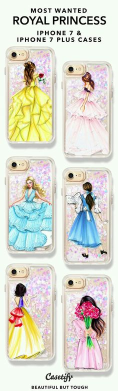Royal princess phone case