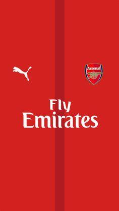 Arsenal Puma Fly Emirates