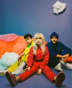 Paramore ▪ After Laughter ▪ 2017 Hayley Paramore, Paramore Hayley Williams, Paramore Wallpaper, Paramore After Laughter, Indie, Taylor York, Alan Ashby, Billie Joe Armstrong, Halestorm