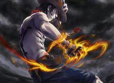 Ace ❤ One Piece! :)