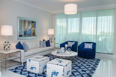 In Living Color: 21 Modern Ways to Decorate Your Home With Blue
