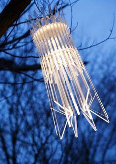 Arthur Acrylic Lamp | technogad
