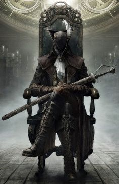 Bloodborne- The Old Hunters