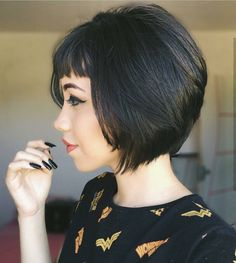 Short Bob Haircut - Short Hairstyle Ideas for Women