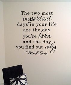 The two most important days in your life are by designstudiosigns, $36.00