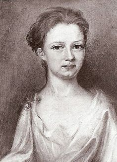 In the South Carolina Governors' Mansion, portrait of my ancestor, Mrs. Robert Brewton, drawn by Henrietta Johnston (c.1674-1729), America's first female artist. Mrs. Brewton was a relative of Eliza's husband, Col. Charles Pinckney.