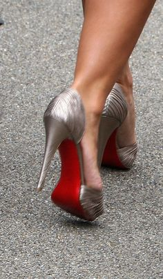 Educate yourself on the different types of heels. | How To Wear High Heels Without Killing Your Feet