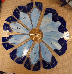 stained glass lamp pattern - Google Search