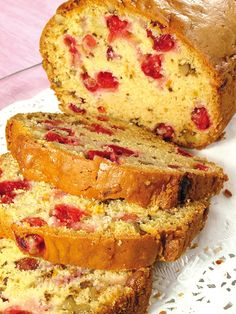 Plumcake alle ciliegie candite - plumcake with candied cherries àplumcakealleciliegie #cherriesplumcake