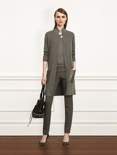 Worth New York Fall 2014, in my showroom starting 9/29.  This look and so much more....!