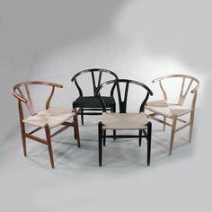 Stuhl Esszimmer Design loft chair weiß natur loft chair white design