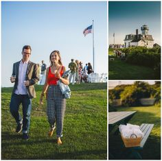 Scarlet and Tom- Rose Island | Rehearsal Dinner | Newport RI. | Steve DePino Photography