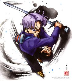 Dragon Ball - Trunks