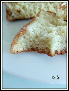 Génoise Cake à la Vanille & au Rhum
