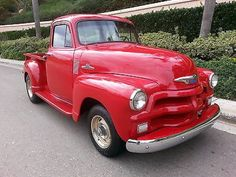 1954 Chevy 3100 Short Bed