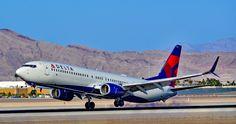 https://flic.kr/p/EVM1gu   N852DN Delta Air Lines 2016 Boeing 737-932(ER) serial 31963 / 5743   First Flight 13. Jan 2016 Split Scimitar Winglets   Las Vegas - McCarran International (LAS / KLAS) USA - Nevada, March 16, 2016 Photo: Tomás Del Coro