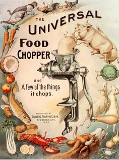 Food chopper - help!!