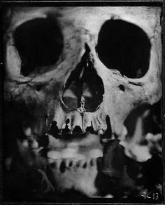 Original Mortality Photography by Graham Clark Dark House, Skull Island, Skull Art, Saatchi Art, Tattoo Designs, Skulls, Black And White, Artist, Photography