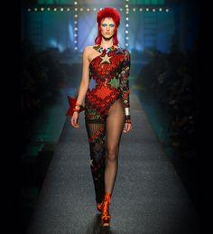 Jean Paul Gaultier – Pret-a-porter femenino – primavera-verano 2013
