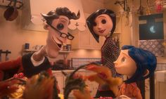 Coraline (2009) | 19 Halloween Movies For People Who Hate Horror