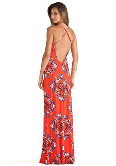 1a2027e0dfb Karina Grimaldi Maderia Maxi Dress in Bird of Paradise Revolve Clothing