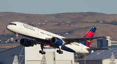 Delta Airlines at RNO.