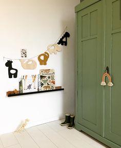 Baby Bedroom, Baby Room Decor, Kids Bedroom, Nursery Themes, Nursery Decor, Baby Room Pictures, Jungle Room, Wall Decor Design, Playroom Organization