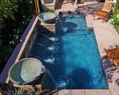 Small Pools (Spools) Premier Pools & Spas