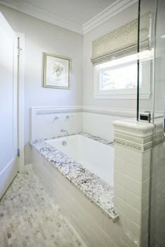 Contemporary Bathroom - Oak Knoll 2 Bathroom