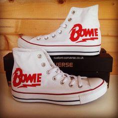 Bowie Converse