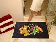 Chicago Blackhawks All Star Mat - NHL Rugs