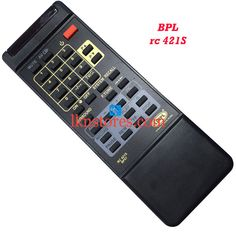 Buy remote suitable for BPL Tv Model: RC 421S at lowest price at LKNstores.com. Online's Prestigious buyers store.