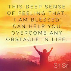 Sri Sri #Bliss