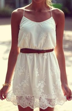 I dont like dresses but this looks cute