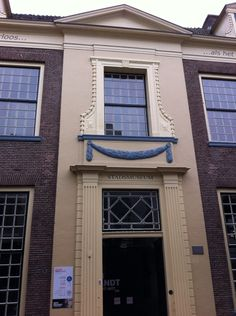 Stadsmuseum in Donkerstraat