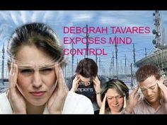Published on Aug 17, 2014 Deborah Tavares reveals how EMF/EM microwave weapons are currently being used on the American people. You soon will see average people acting out with unnatural emotions c...