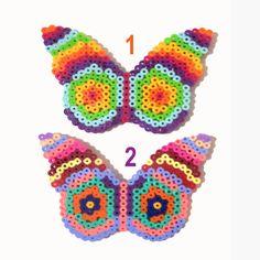 perler butterfly