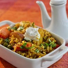Vegetable Biryani (Tehri) - Allrecipes.com