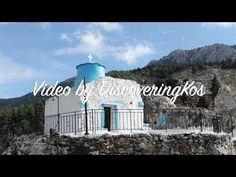 Aghios Theologos in Lagoudi, on the island of Kos in Greece. Kos, Taj Mahal, Greece, Island, Building, Youtube, Travel, Greece Country, Viajes