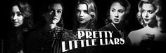 It's film noir you're not supposed to trust anybody. -Aria Montgomery Pretty Little Liars Scream, Pll Actors, Spencer And Toby, Play Poster, Hanna, Pretty Little Liars Seasons, Streaming Tv Shows, The Ellen Show, Shadow Play