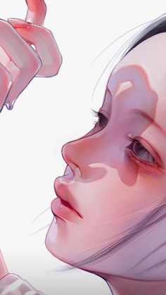 Anime Art Girl, Manga Art, Pretty Art, Cute Art, Aesthetic Art, Aesthetic Anime, Arte Sketchbook, Digital Art Girl, Digital Art Anime
