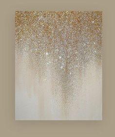 Glitter Art Painting Acrylic Abstract Original Art on Canvas by Ora Birenbaum Be. - Glitter Art Painting Acrylic Abstract Original Art on Canvas by Ora Birenbaum Beach Shabby Chic Tit - Glitter Kunst, Glitter Art, Blue Glitter, Glitter Canvas, Holographic Glitter, Glitter Paint Ceiling, Glitter Uggs, Glitter Curtains, Glitter Crafts