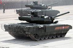 Tank T-14 object Armata 148 (T-14 Armata object 148)