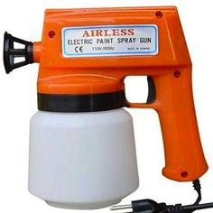 Airless paint sprayers are marvelous tools. To choose the right one for your project, factor in the size of the job, your schedule, and the type of paint you are using.