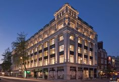 82 BAKER STREET_MARKS BARFIELD ARCHITECTS & FORME UK LLP | AIB Architecture_Obras