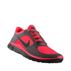 Red&black nike frees nikeid