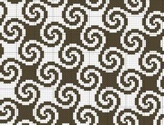 Image result for stranded colorwork knitting chart escher