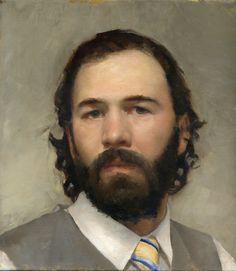 GREGORY MORTENSON  Self portrait